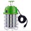 PowerSmith-150-Watt-18000-Lumens-LED-Portable-Hanging-Cage-Work-Light-Hook-Lamp miniature 1