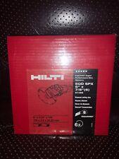 New Hilti Edq Spx 6x 786 2118030 Equidist Super Performance Xtra Masonry