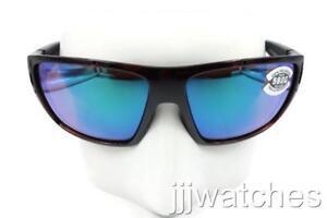 e0ff23254 Image is loading New-Costa-Del-Mar-Hamlin-Polarized-Sunglasses-Tortoise-