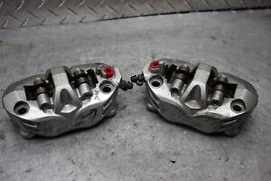 12-13-14-15-NINJA-ZX14R-ZX14-ZX-14R-Front-Wheel-Brake-Calipers-Set