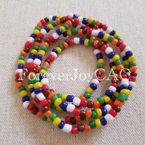 Osain-Ozain-Eleke-Collar-Santeria-Lucumi-Orisha-Spiritual-Beaded-Necklace-Ileke
