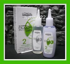 L'OREAL DULCIA Permanent Perm natural to sensitized hair long lasting curl perm