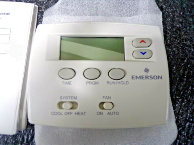 Emerson  Low Voltage Thermostat  Stages Cool 1  Stages