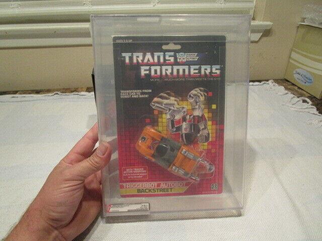 1990 personaggi Transformers autorità autubot Backstreet CINESE COME NUOVO IN SCATOLA SIGILLATA SCATOLA Nuovo di zecca con scatola