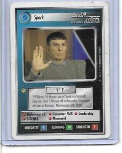 Star-Trek-The-Next-Generation-Card-Game-Spock