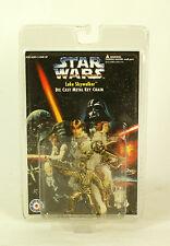 Star Wars Die Cast Metal Key Chain Luke Skywalker  MIB