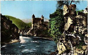 CPA Les Gorges de laLoire - Chateau de la Roche (510330) cwElTRc3-09091909-903731483