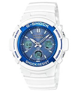 Casio-G-Shock-AWGM100SWB-7A-Solar-Multiband-Blue-Face-White-GShock-COD-PayPal