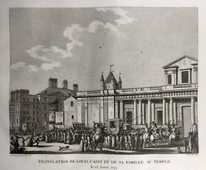 Louis-Capet-1792-Marie-Antoinette-Louis-16-Prison-Temple-Revolution-Francaise