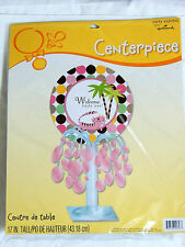 """NEW~QUEEN OF THE JUNGLE ~ 1- 17"""" TALL CENTERPIECE -  PARTY SUPPLIES"""