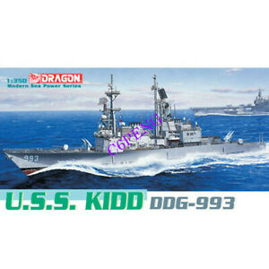 Dragon-1014-1-350-SCALE-model-USS-KIDD-DDG-993-2019-NEW