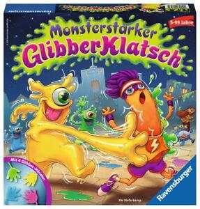 Ravensburger-Kinderspiel-Reaktionsspiel-Monsterstarker-Glibber-Klatsch-21353