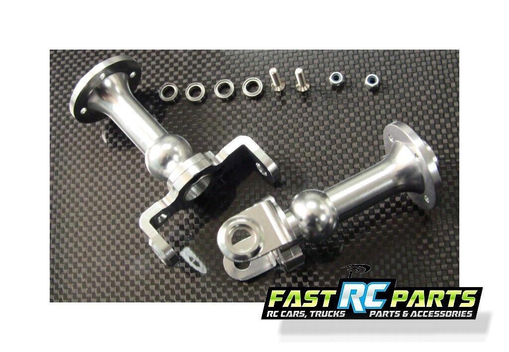 Hot Racing Tamiya Clodbuster aluminum drive shaft tubes w/ bearings CB1020