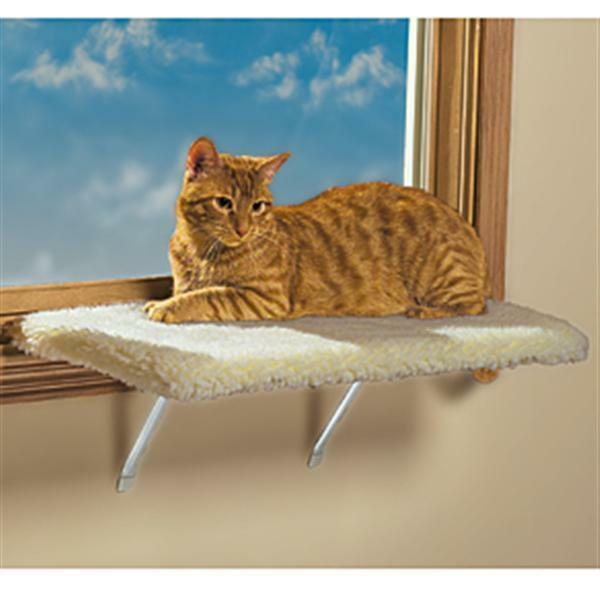 REPLACEMENT COVER FOR A PET CAT SHELF WINDOW PERCH COVER LG 12 1/2 x 24 1/2 NEW
