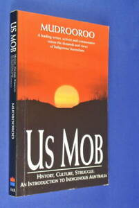US-MOB-Mudrooroo-BOOK-Australian-Aboriginal-Culture-amp-History
