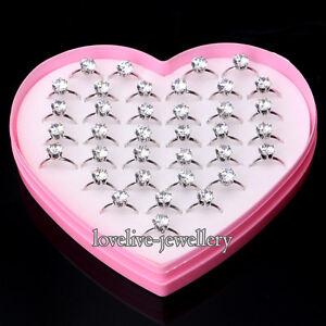 Wholesale-36pcs-Adjustable-Zircon-Crystal-Engagement-Wedding-Rings-Women-Gifts