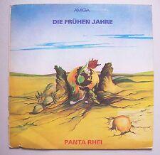 Amiga Die frühen Jahren PANTA RHEI  DDR Ostrock * selten !