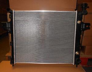 radiator for 2001 2004 grand cherokee overland limited