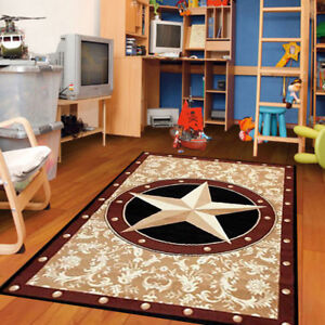 Cowboy Area Rugs For