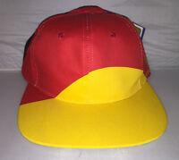 Vtg 1996 Atlanta Olympics Deutschland Snapback Hat Cap Big Logo Germany Soccer