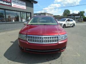 2007 Lincoln MKZ MKZ**CUIR/TOIT/MAGS