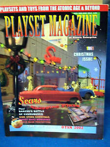 Playset-Magazine-6-Marx-Sears-store-set-Dimestore-toy-soldiers
