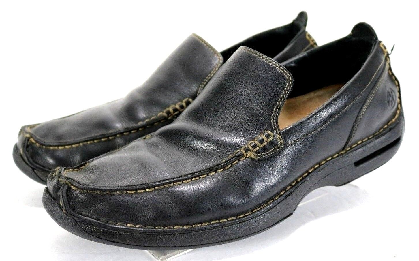 Cole Haan NIK Air Men's  150 Driving Loafers shoes Size 11 Leather Black