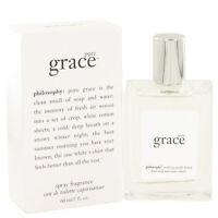 Philosophy Pure Grace Perfume Women Eau De Toilette Spray 2 Oz