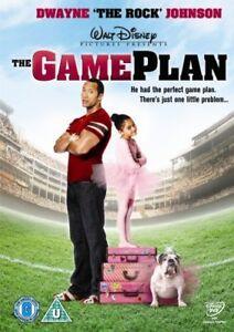 The-Game-Plan-DVD-Region-2