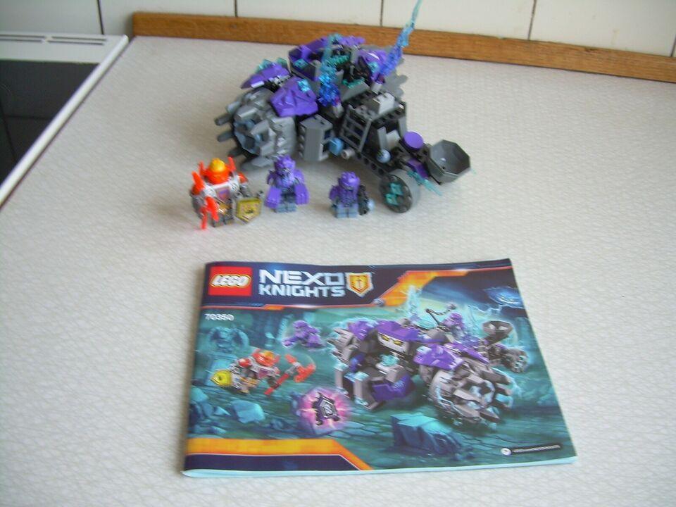 Lego Nexo Knights, 70350