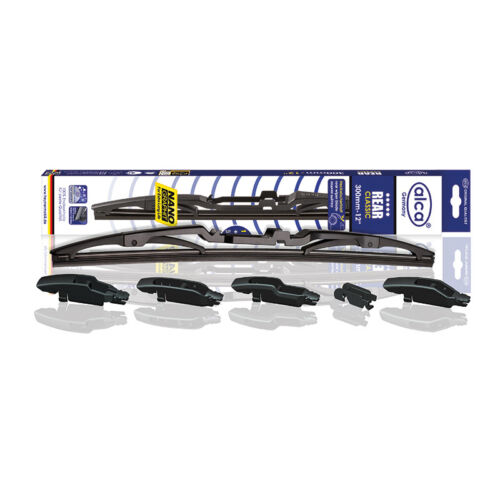 Fits Nissan Murano 2004-2008 quality alca Germany wiper blades front and rear