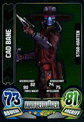 Force Attax Clone Wars Serie 5 *Force Meister aussuchen Topps Star Wars Karten*