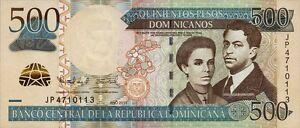 Dominican Republic 500 Pesos 2011 Pick 186b 1 Search For Flights Dominikanische Republik