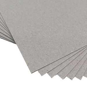New-Boxboard-12x12-034-700gsm-50-Sheets-Chipboard-Boxboard-Cardboard-Recycled