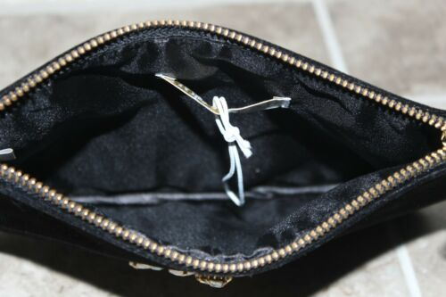 Details about  /Shiraleah Phoebe Jewel Beaded Jeweled Velvet Clutch NWT $58
