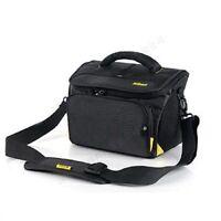 UK Digital DSLR SLR Camera Lens Shoulder Case Bag for Nikon Canon EOS Sony
