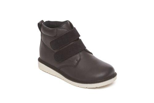 Garçons Chaussures Dentelle Tactile Et Fermeture Bottes Décontractées Smart Chaussures BOXED UK 6-12