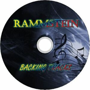 RAMMSTEIN-GUITAR-BACKING-TRACKS-CD-BEST-OF-GREATEST-HITS-MUSIC-PLAY-ALONG-MP3