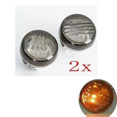 Motorcycle Smoke Turn Signal Lenses for Suzuki Boulevard M50 C90 C50 S83 C109R