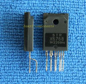 5pcs STRX6768 STR-X6768 TO3P-7L