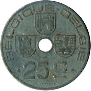 Moneda-Belgica-25-centimos-1942-WT1807