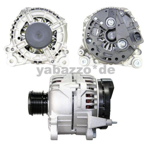 3C2 2.0 FSI TDI 140A NEU !!! Lichtmaschine Generator VW PASSAT