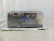 GE Fabbri James Bond 007 Collection Renault 11 Taxi (half car) A View to a Kill
