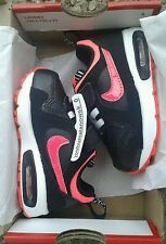 NEW IN BOX BABY TODDLER GIRL'S NIKE PINK AIR MAX TRAX (TDV) SHOES SIZE 2 C
