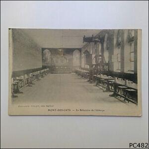 Mont-Des-Cats-Le-Refectoire-de-l-039-Abbaye-Postcard-P482