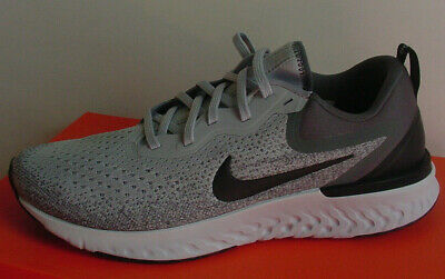 Nike Odyssey React Black Wolf Grey Dark Grey White AO9819 001 Women's Men's Shoes AO9819 001