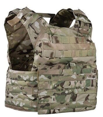 Vereinigt Us Cyclone Plate Army Molle Plate Carrier Multicam Trägerweste Weste Made Usa