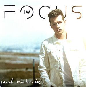Jacob Whitesides CD Single Focus - Promo (M/M)