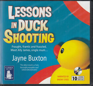 Jayne-Buxton-Lessons-In-Duck-Shooting-10CD-Audio-Book-Unabridged-FASTPOST