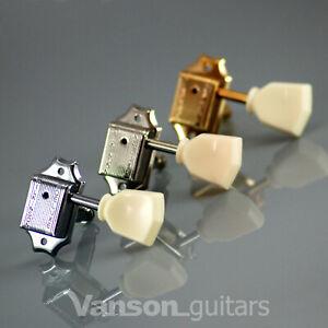 6-x-Wilkinson-WJ44-EZ-LOK-Vintage-Tuners-Machine-heads-for-Les-Paul-SG-ES-IV
